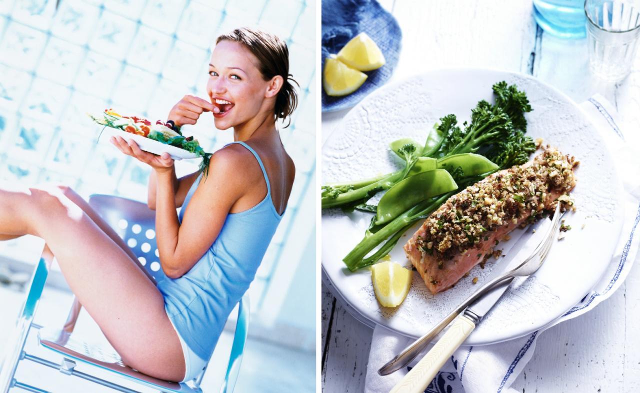 Низкокалорийная диета: как похудеть, выбирая легкие продукты и блюда. Низкокалорийное меню на неделю для похудения