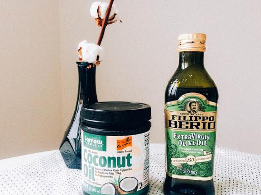 Кокосовое масло VS оливковое масло. Какое полезнее? - Eat and jog!