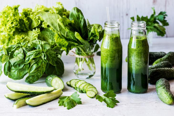 Детокс-диета: 3 эффективные программы для очищения всего организма