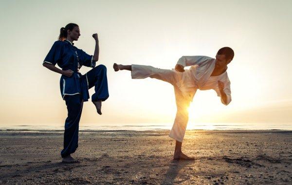 ᐈ Единоборства фон, фото боевые искусства силуэт | скачать на Depositphotos®