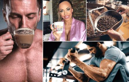Кофеин и как улучшить тренировки с его помощью - GymBeam Blog